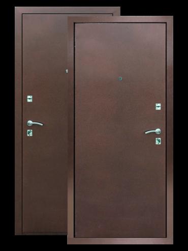 Входная дверь Триумф РФ металл, изнутри