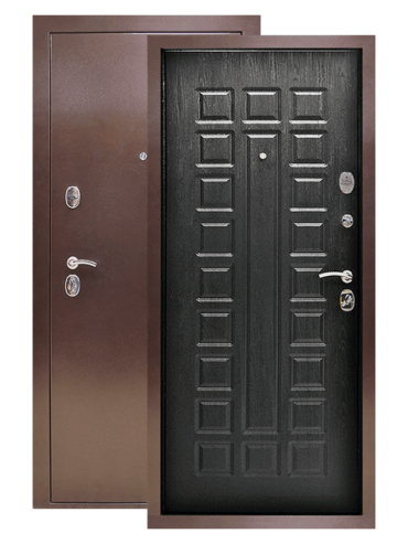 Входная дверь Патриот венге