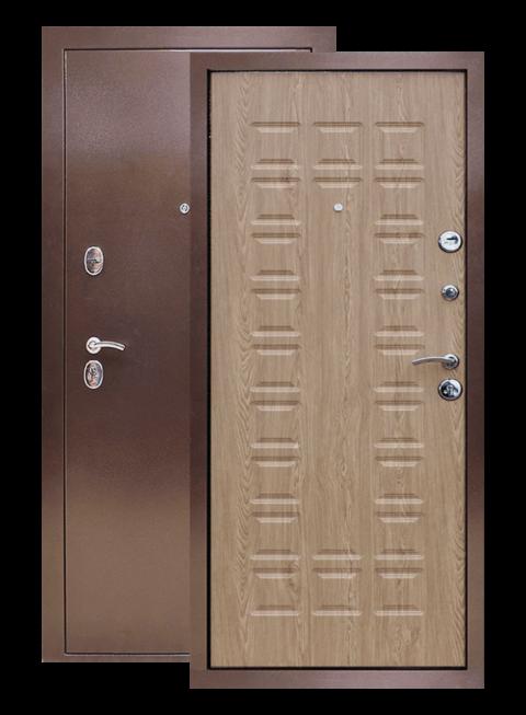 Входная дверь Патриот карпатская ель