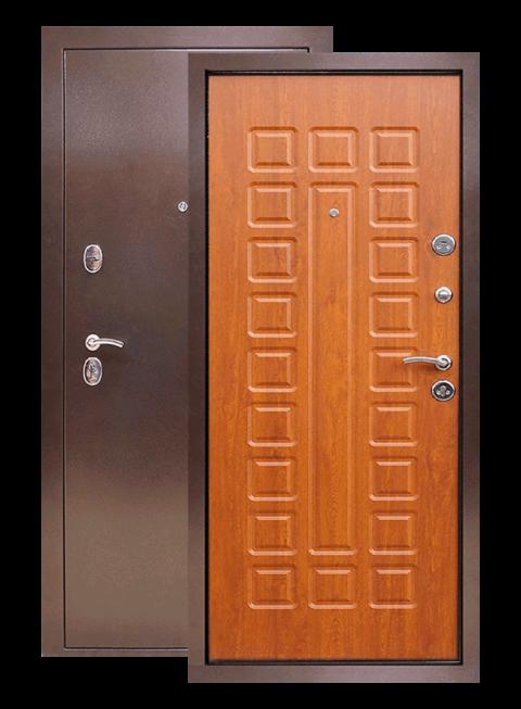 Входная дверь Йошкар РФ золотой дуб