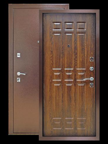 Дверь Кантри дуб коньяк