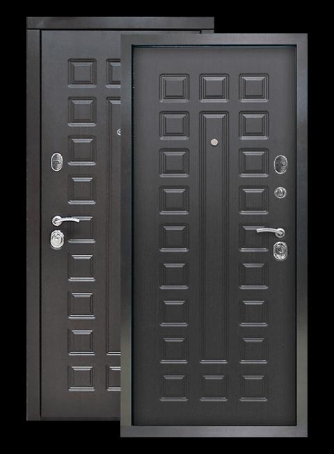 Дверь S01 2К винорит венге