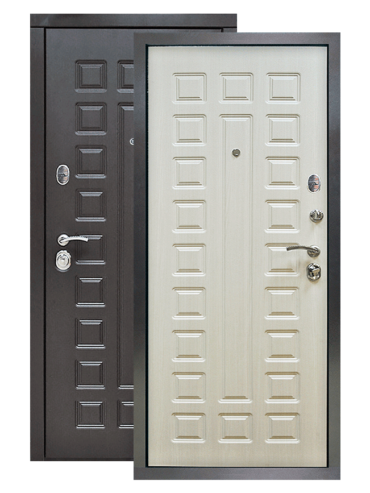 Дверь Сенатор 2К винорит венге/лиственница белая