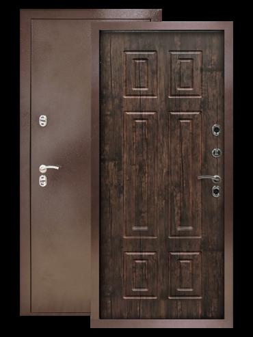 Дверь Термо-Maxi тиковое дерево