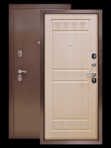 Дверь T30 3К белёный дуб