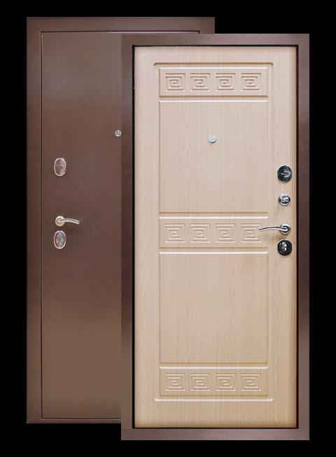 Дверь Троя 3К белёный дуб