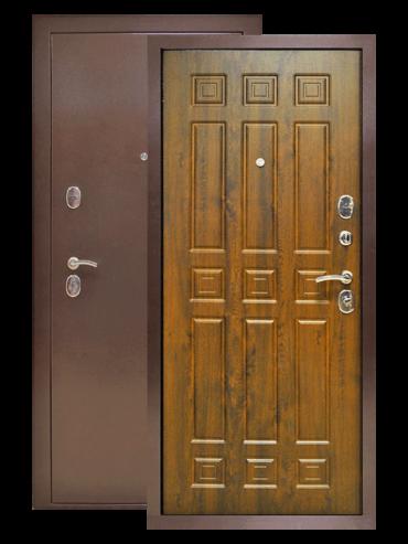 Дверь Троя 3К винорит грецкий орех