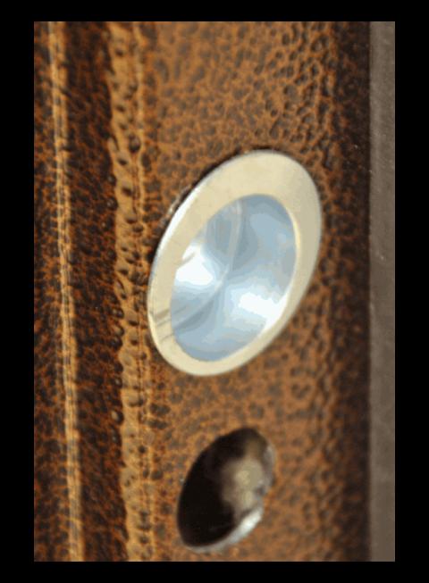 Дверь Троя 3К белёный дуб, эксцентрик