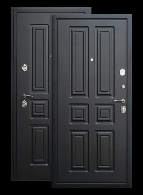 Дверь Атлант венге ЕвроСтиль