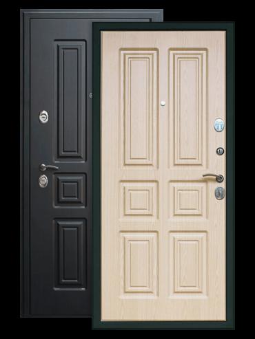 Дверь Антлант венге белёный дуб
