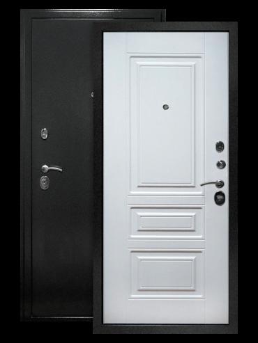Дверь Паллада белый матовый