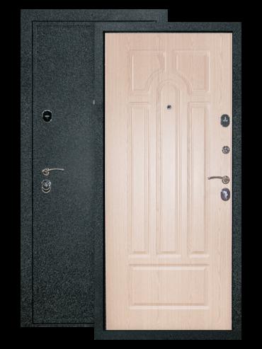 Дверь Верона 6 белёный дуб