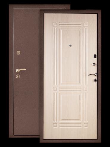 Дверь Триумф белёный дуб Фрегат