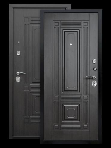 Дверь Викинг венге ЕвроСтиль