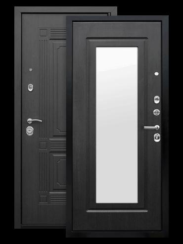 Дверь Викинг венге зеркало ЕвроСтиль