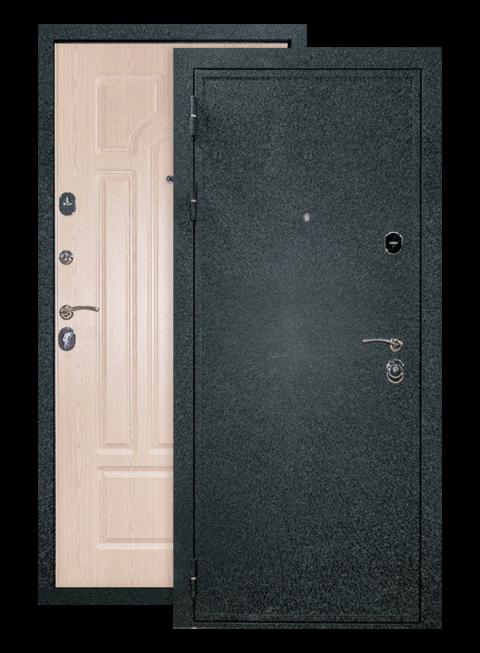 Дверь Верона 16 белёный дуб, снаружи
