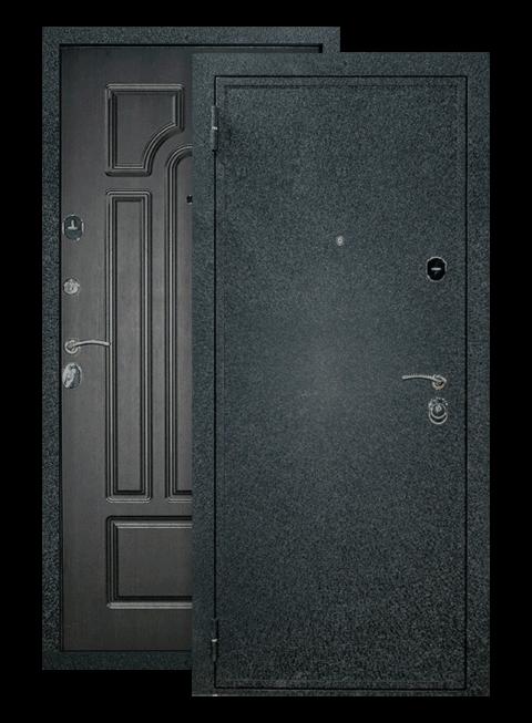 Дверь Верона 6 венге, снаружи