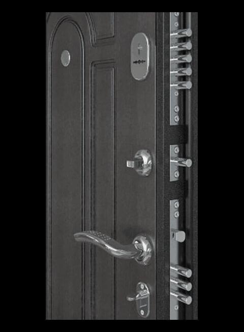 Дверь Верона 16 венге, все замки