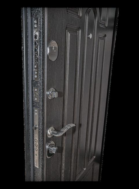 Дверь Верона 6 венге, все замки