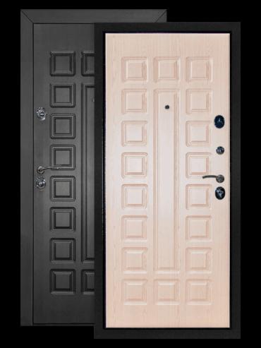 Дверь Сенатор венге белёный дуб