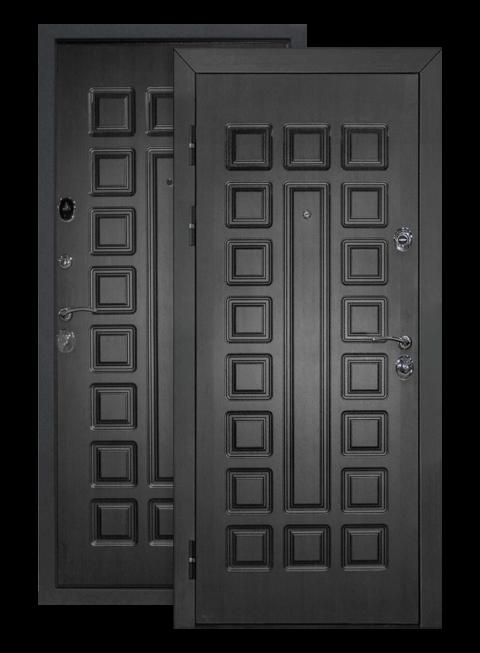 Дверь Сенатор венге, снаружи