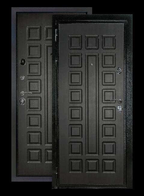 Дверь Триумф венге, снаружи