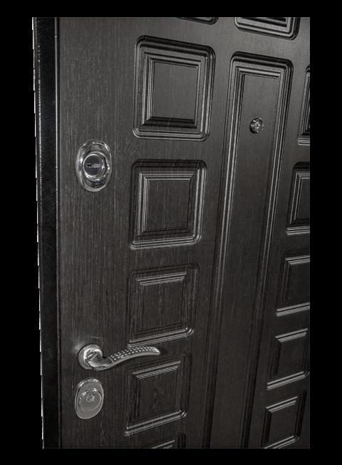 Дверь Триумф венге, наружная МДФ-панель