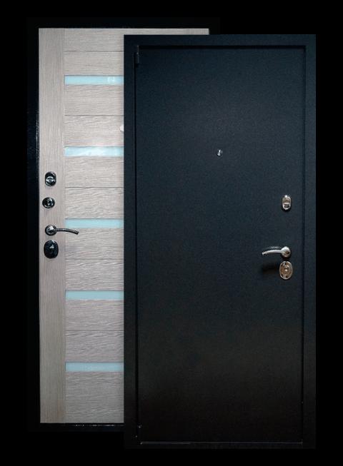 Дверь Галеон капучино Фрегат, снаружи