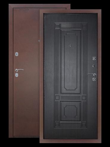 Дверь ДМ-1 венге