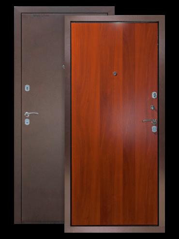 Дверь Эконом итальянский орех Армада