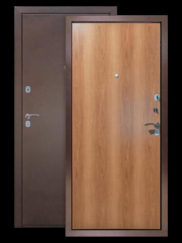 Дверь Эконом миланский орех Армада
