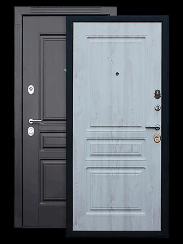 Дверь Гермес 2 венге/сосна белая