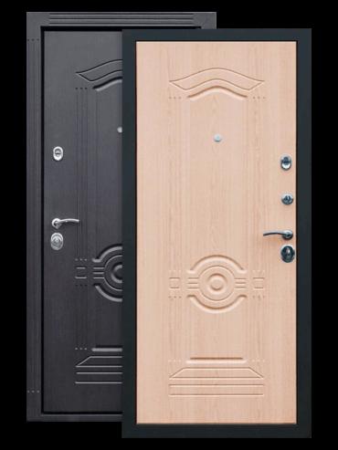 Дверь Гермес венге беленый дуб