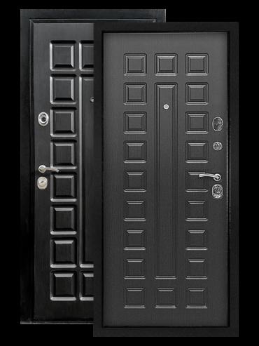 Дверь Гладиатор венге Фрегат