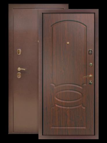 Дверь Модель 2 орех