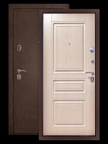 Дверь Модель 5 белёный дуб Армада