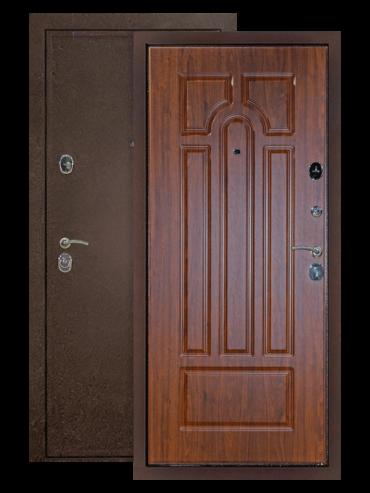 Дверь Престиж орех модерн