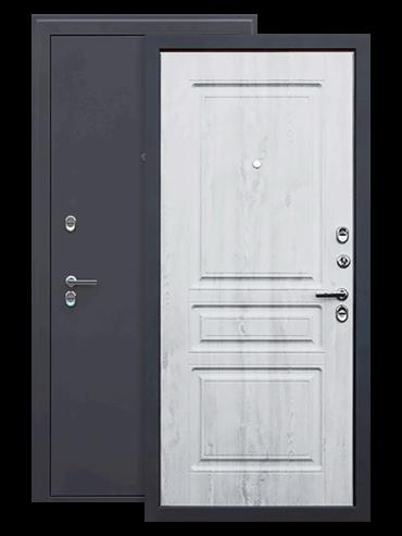 Дверь Термо 3К сосна белая