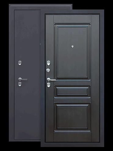 Дверь Термо 3К венге