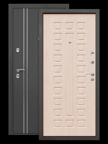 Дверь Термо 3К белёный дуб