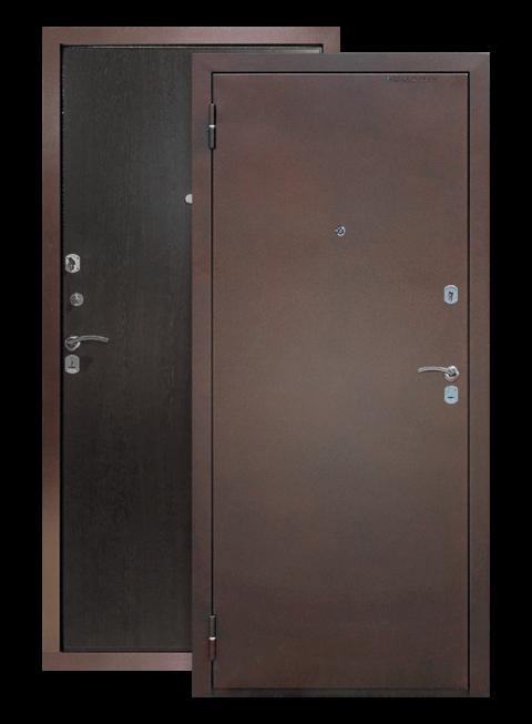 Дверь Эконом венге Армада, снаружи