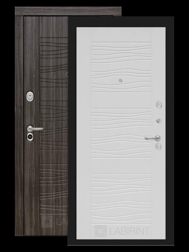 дверь scandi 06 белое дерево