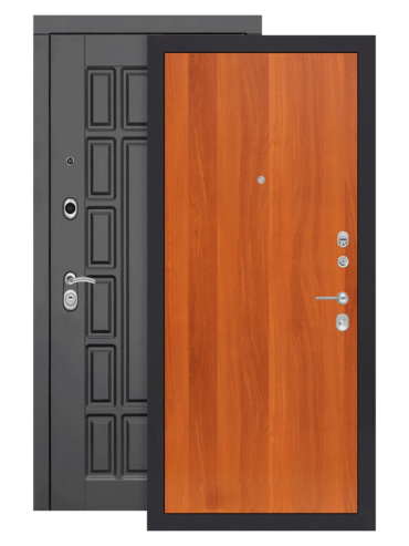 дверь нью-йорк 05 итальянский орех