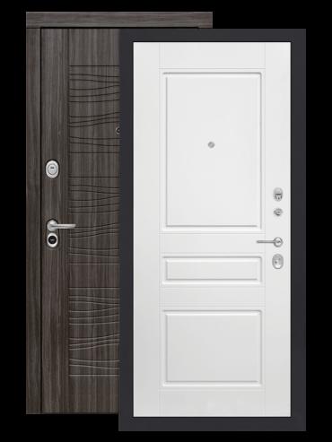 дверь сканди белый софт