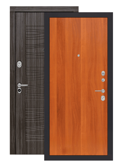 Дверь Сканди 05 итальянский орех