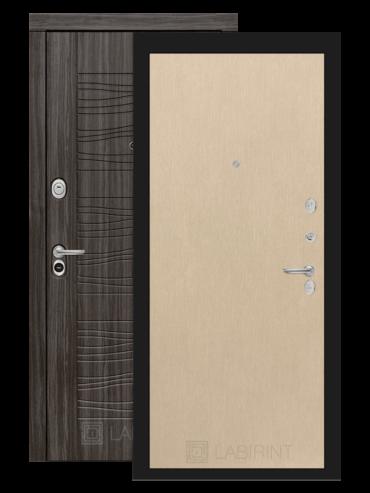 Дверь Сканди 05 венге светлый