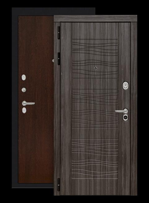 Дверь Сканди 05 венге