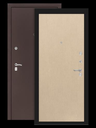 дверь классик 05 медный антик венге светлый