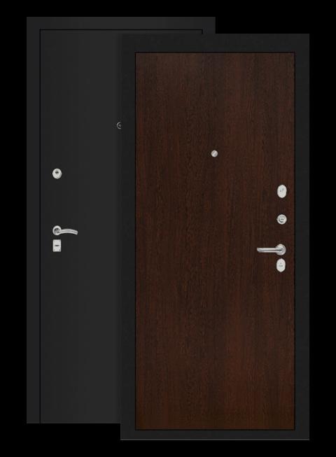 дверь классик 05 шагрень чёрная венге