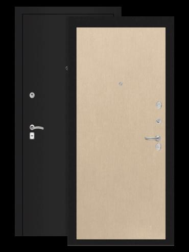 дверь классик 05 шагрень чёрная венге светлый